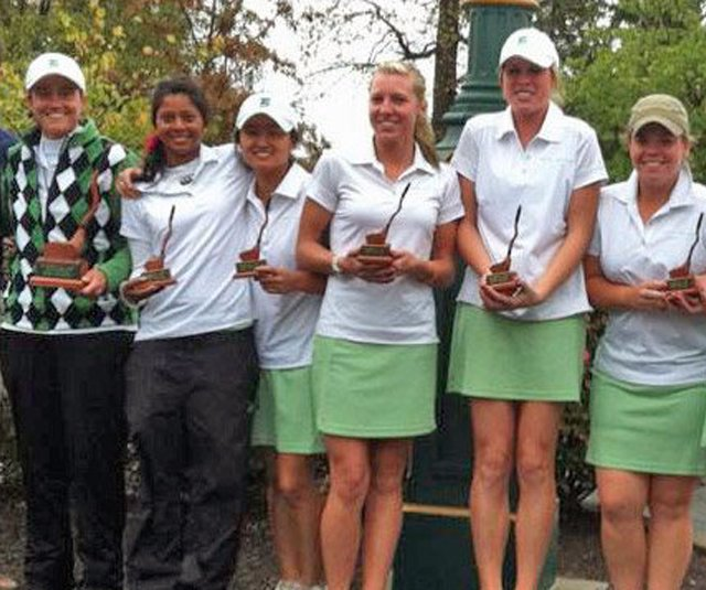 Eastern Michigan won the Hoosier Fall Invitational for its second victory this fall.