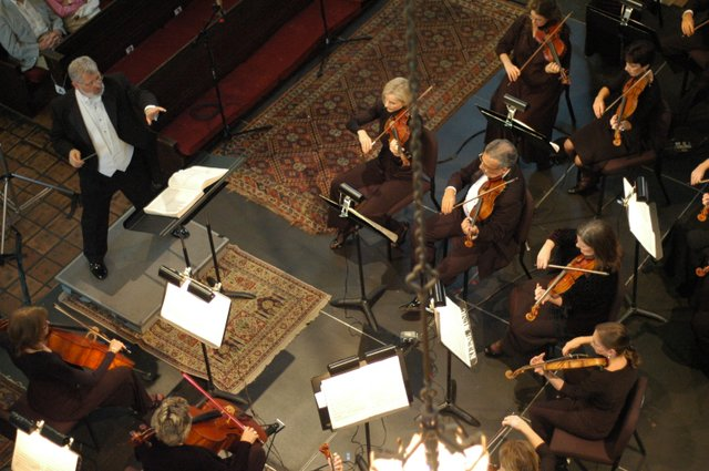 The Bach Festival Society launches is 77th season of bringing world-class music to Winter Park this weekend.