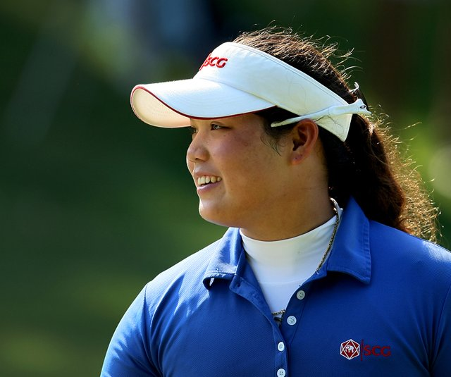 Ariya Jutanugarn was named the Rolex Player of the Year by the American Junior Golf Association.