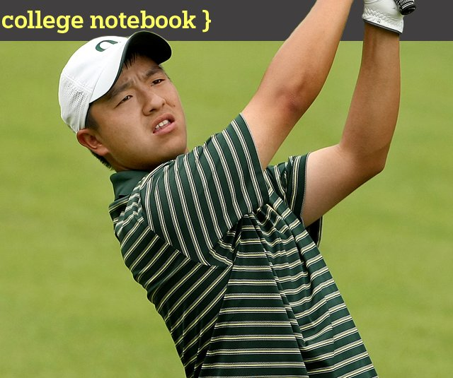 Eugene Wong of Oregon during the 2010 NCAA Championship at the Honors Course in Ooletewah, Tenn.
