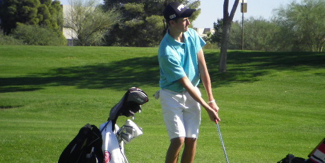 Christopher Petefish, a Scottsdale Christian Academy junior, blew a three-shot lead on the final hole at TPC Scottsdale's Champions Course, then emerged victorious from a three-hole, sudden-death playoff over Cory Bacon.