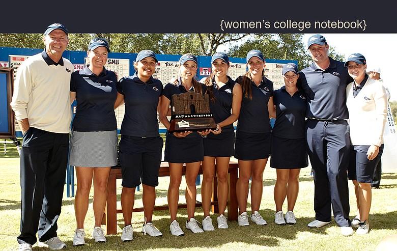 Texas-San Antonio won its first tournament of the season Nov. 1 at its own Alamo Invitational.