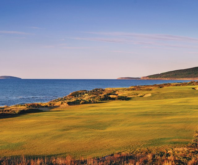Cabot Links, Inverness, Nova Scotia, Canada