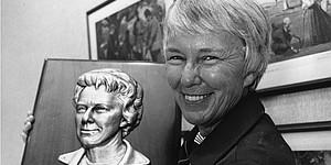 LPGA legend Mickey Wright celebrates 80th birthday