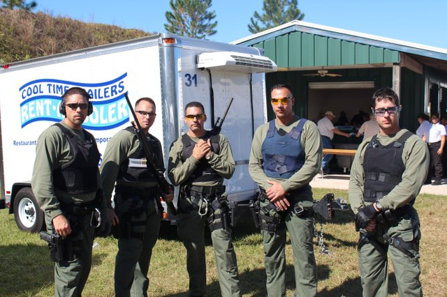 Maitland's emergency response team.