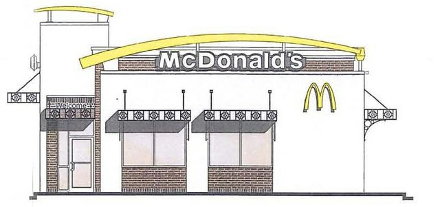 A proposed McDonald&#39;s near the corner of Fairbanks and S. Orlando Avenues may be moving forward after the City Commission voted 5-0 to allow a conditional use permit to pass. 