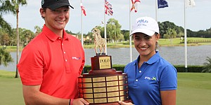 NeSmith, Morales win Polo Golf Junior Classic