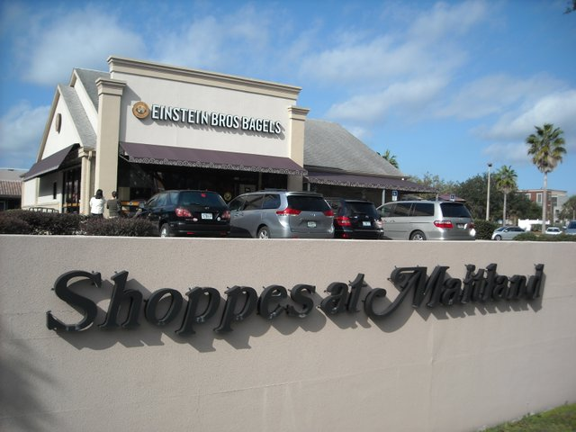 The Shoppes at Maitland is marking 25 years in business.