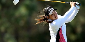 Song feeling comfortable at LPGA Q-School
