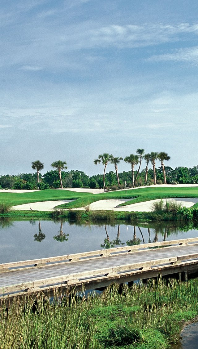 No. 14 at Hammock Bay Golf Course