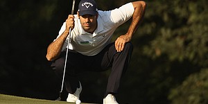 Quiros takes 1-shot lead at Hong Kong Open
