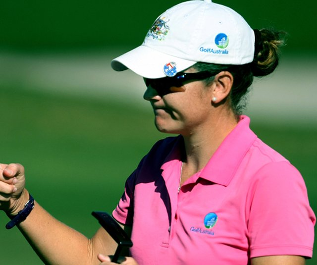 Julia Boland barely made the cut at the final stage of LPGA Qualifying School.