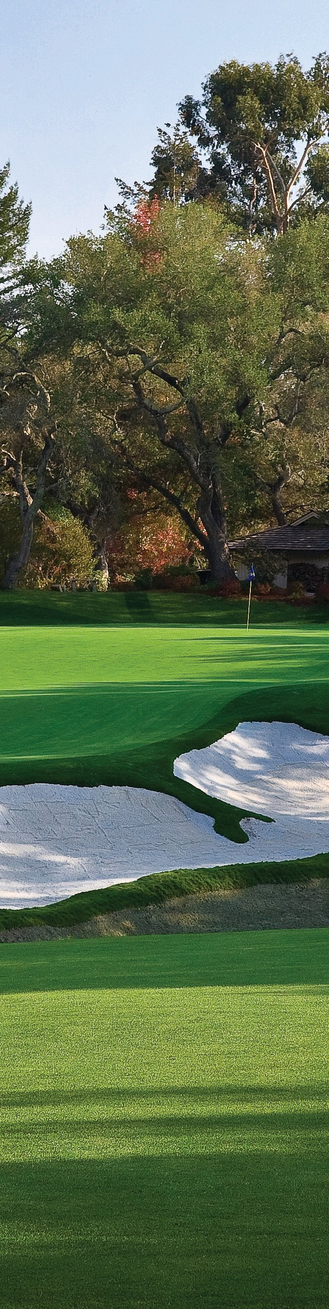 No. 16 at Pasatiempo Golf Club