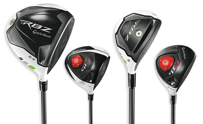TaylorMade announced a new line of clubs on Monday with RocketBallz, which features a new driver, fairway woods, hybrids and irons. It also announced the R11S, which will have a driver and fairway woods.