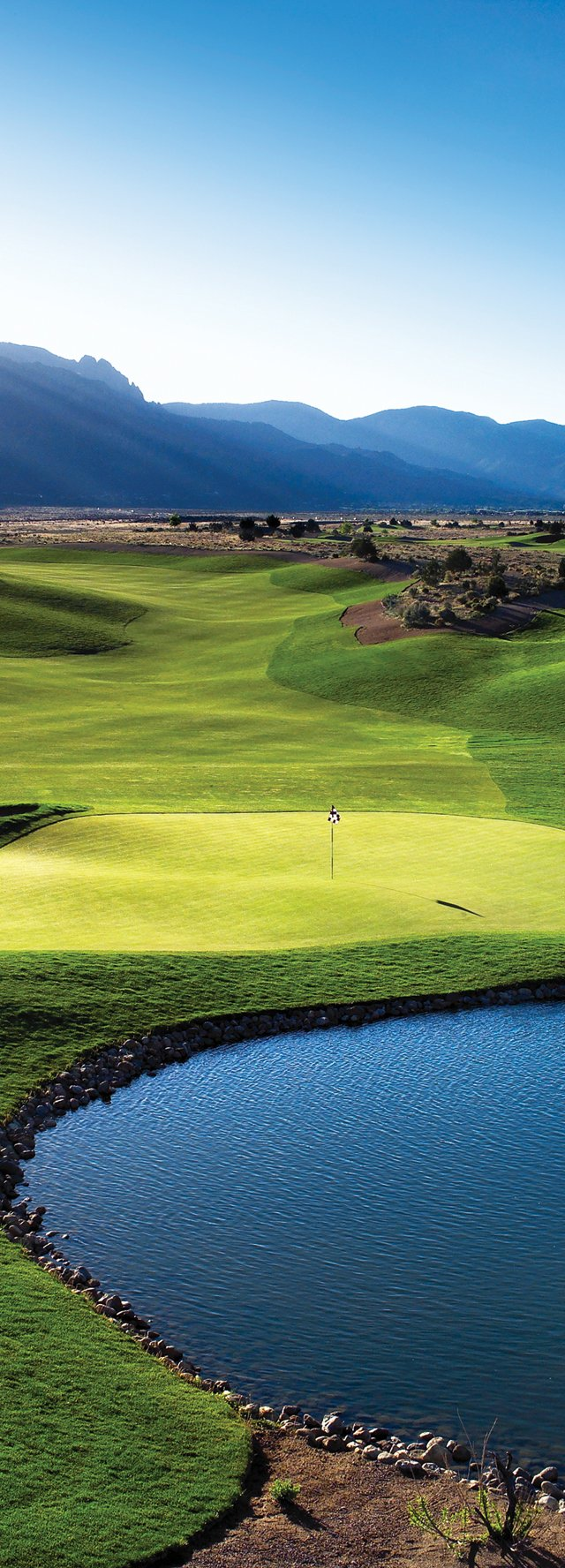 Sandia Golf Club, ranked No. 5 in New Mexico.