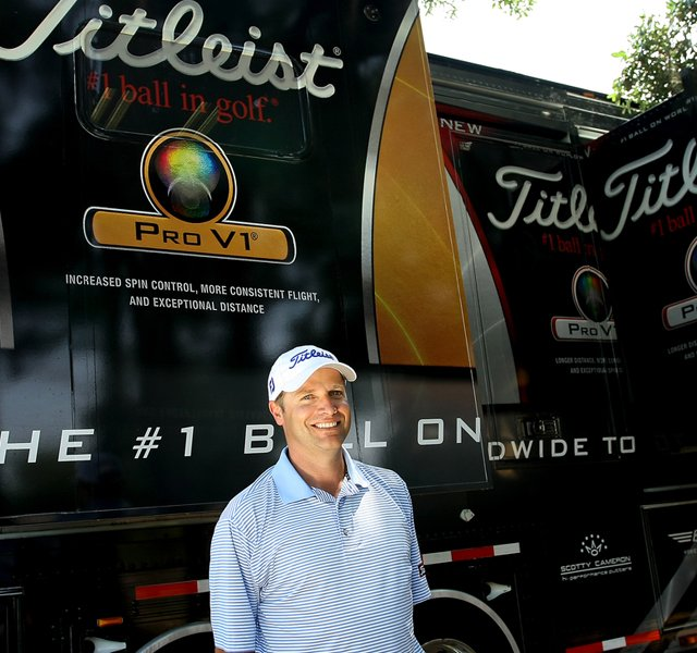 Chris Tuten is a Titleist tour rep and expert club fitter