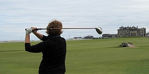 Baldry: Scotland trip a must for avid golfers