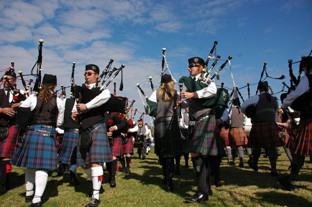 The Highland Games return to Winter Springs this weekend.