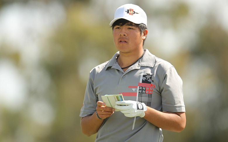 Former San Diego State standout Todd Baek