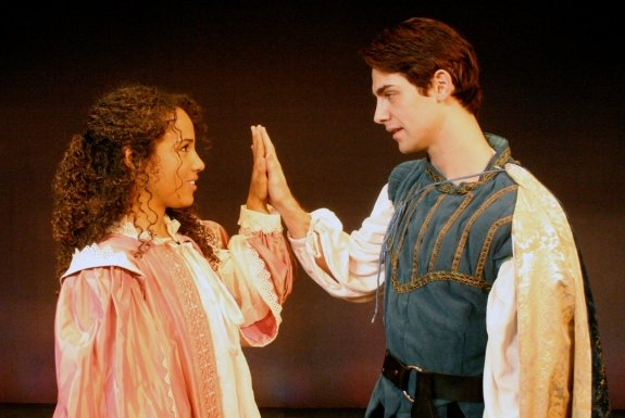 Romeo and Juliet at the Orlando Shakespeare Festival