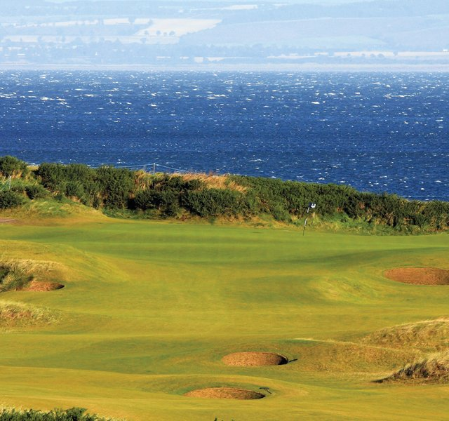 Kingsbarn is 10 minutes from the Old Course in Britain.