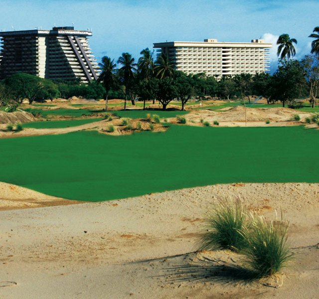 Turtle Dunes CC recently opened in Acapulco. (Courtesy Turtle Dunes CC)