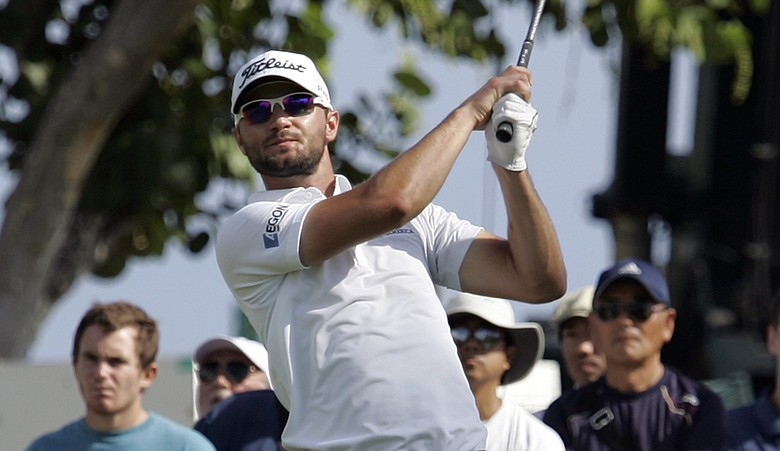Kyle Stanley opened the Farmers Insurance Open with a 62 to tie Spencer Levin for the early lead.