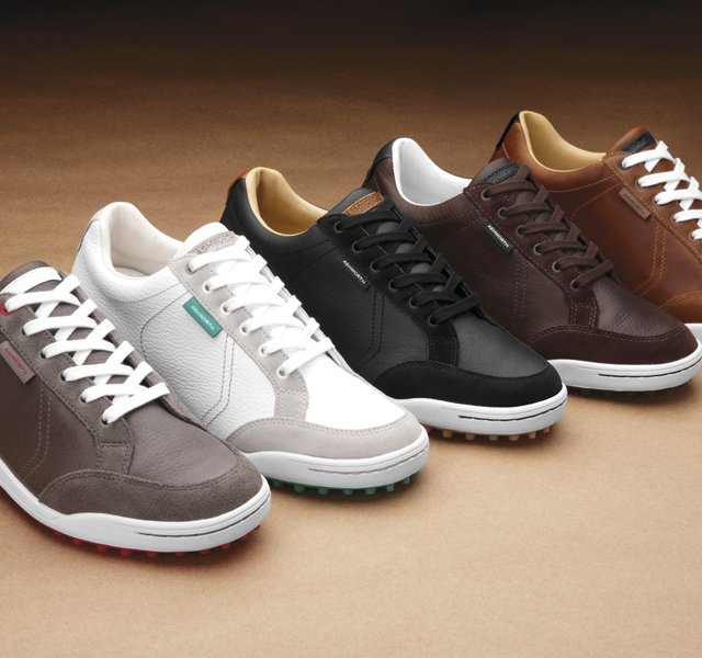 Ashworth footwear products have helped in the brand's revival.