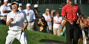 McCabe: Five biggest upset losses in Tiger's career
