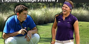 College golf preview: Spring 2012