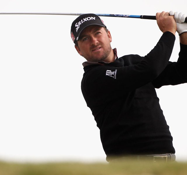 Graeme McDowell says he has a new-found attitude for 2012, preaching patience and relaxation.