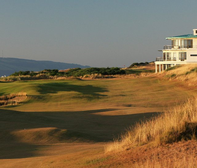 Dalgleish says the emergence of Castle Stuart could alter Scottish travel patterns.