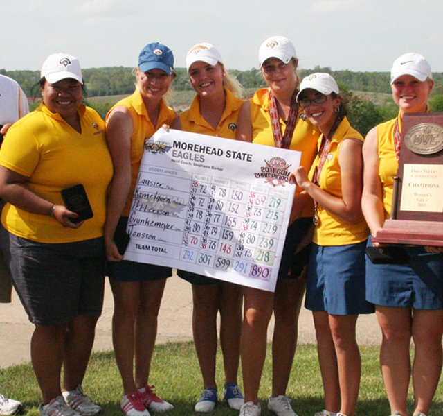 Morehead State won the 2011 Ohio Valley Conference title.