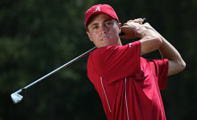 Alabama's Justin Thomas
