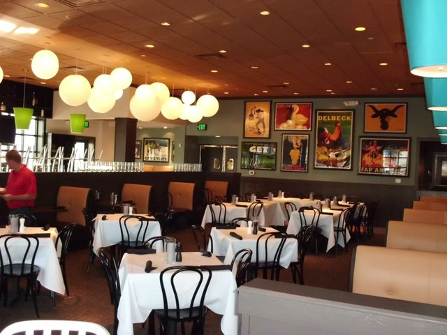 Cuhaci & Peterson recently completed Truffles Grille in Winter Park.