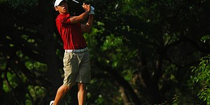 Central: USC protects slim lead, wins by one stroke