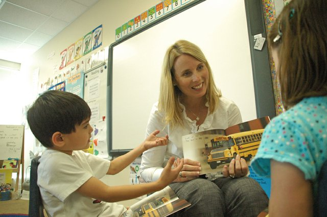 Dommerich Elementary kindergarten teacher Lisa Rotenberger was nominated for Orange County Teacher of the Year.
