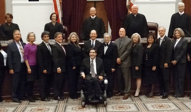 Attorney Timothy Moran received accolades from the state Supreme Court for his 600 hours of pro bono work.
