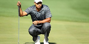 Tiger's putter fails as he is ousted at Match Play