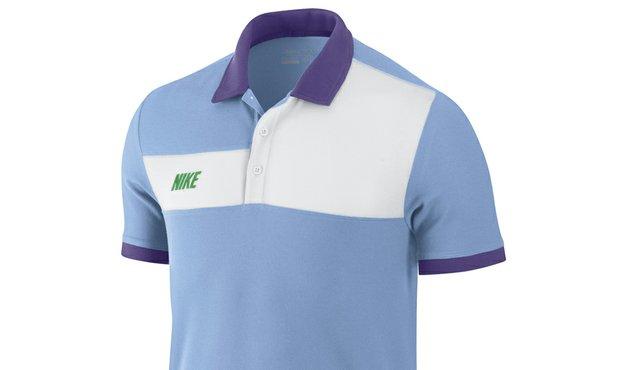 Nike Sport Color Block Polo