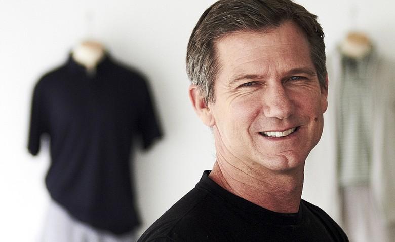 Designer John Ashworth