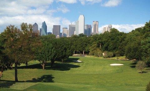 Stevens Park in Dallas