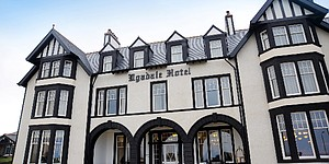 Ugadale Hotel reopens at Machrihanish
