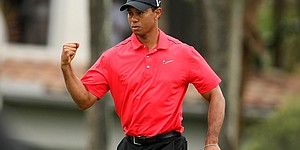 Woods: Last week's 62 is all part of the past