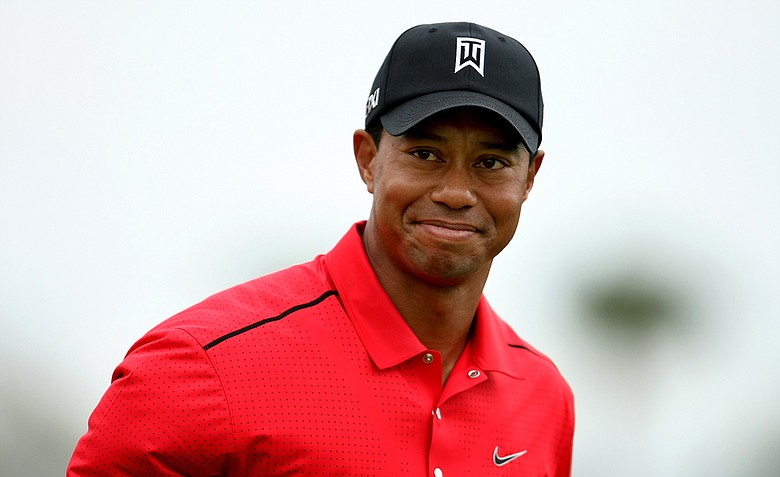 Tiger Woods after his round on Sunday at the Honda Classic at PGA National in Palm Beach Gardens, Fla.
