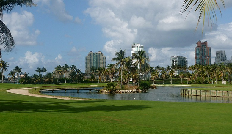 Nos. 6 and 7 at Fisher Island