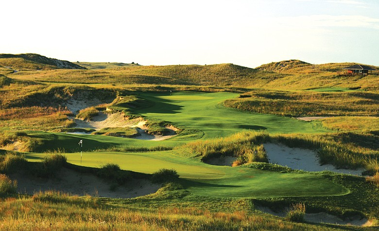 Sand Hills Golf Club in Mullen, Neb.