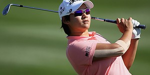 Top-ranked Tseng leads LPGA Founders Cup