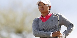 Tseng wins LPGA Founders Cup by a shot
