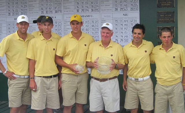 Wichita State claimed its first Rio Pinar Invitational March 20, 2012.